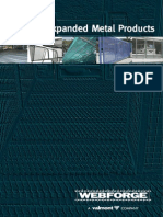 Webforge Expanded Mesh Brochure