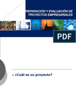 Proyectos (Introduccion Mercado)