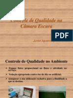 Controle de Qualidade na Processadora Automática da Camara Escura aula III
