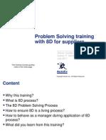 NCM DB - 8D Problem Solving Training Ver 1.1