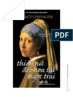 Thieu Nu Deo Hoa Tai Ngoc Trai - Tracy Chevalier