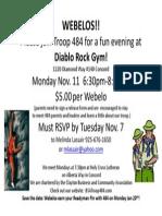 webelo diablo rock gym flyer 2013