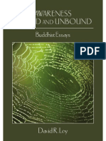 Loy, D - Awareness Bound and Unbound