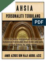 Rahsia Personaliti Terbilang Oleh Amir Azros