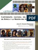 PRESENTACION-Cartografia Cultural Del Norte de Africa y La Region Del Sahel.A