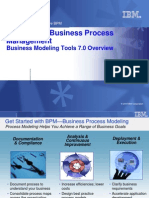 BPM 70 Websphere Business Modeler Presentation