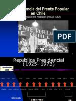 La Experiencia Del Frente Popular en Chile2