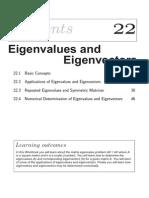 22 1 Eignval Eignvec Basics