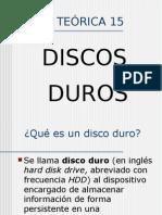 15 Discos Duros