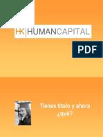PresentacionJovenes CAPITAL HUMANO