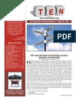 TEN Newsletter Autumn 2013 for Web