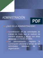 1a. INTRODUCION A LA ADMINISTRACION.ppt
