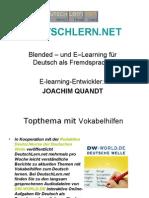 Learn german online with DeutschLern.net