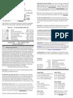 Bulletin October 6, 2013