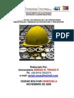 Riesgos Operaciones Industriales Medidas Proteccion