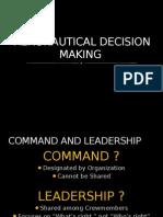 Aeronautical Decision Making