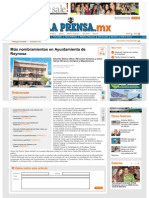 02-10-2013 'Más nombramientos en Ayuntamiento de Reynosa'