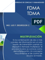 FDMA- TDMA