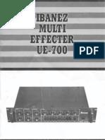 UE700 Bass