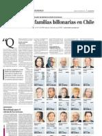 Las Familias Billonarias de Chile