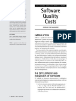 Software Quality Costs
