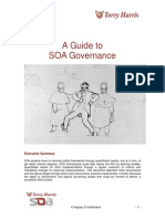 A Guide to SOA Governance | Torry Harris Whitepaper
