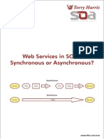 Web Services in SOA - Synchronous or Asynchronous | Torry Harris Whitepaper