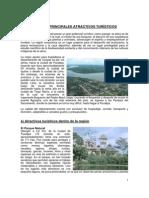 Ucayali- Atractivos Turisticos MINCETUR