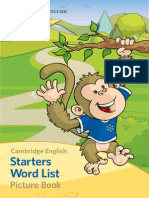 starters-word-list-picture-book