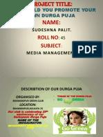 Puja Promotion Ppt