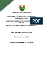 Pcdi Educ.x Trabajo 2012