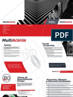 Catalogo de Productos Multiaceros