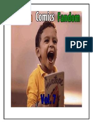 Indian Comics Fandom (Vol  7)
