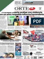 Periodico Norte de Ciudad Juárez 3 de Octubre de 2013