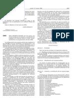 RD 233-2005 Juzgados Violencia Mujer