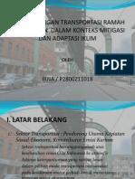 Transportasi Ramah Lingkungan ( Irna - Tpp )