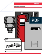 Ansul R-102 Restaurant Fire Suppression Systems F-8879