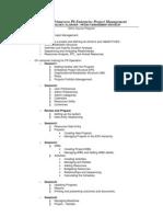 Operating Primavera P6 Enterprise Project Management - Abdel Eljaroshi