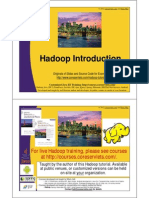 01 Overview Hadoop