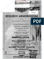 NACA RM SL9L07a Full-Scale Hydrodynamic Evaluation of a Modified Navy J4F-2 Amphibian With a 0.425-Scale XP5M-1 Hull Bottom. TED No. NACA DE325