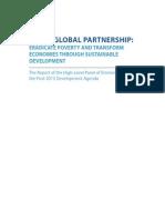 UN HLP Post 2015 Report