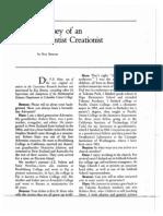 Odyssey of an Adventist Creationist