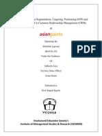 63093956 Asian Paints Project