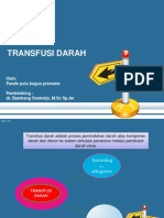 Power Point Transfusi Darah