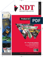 Ndt Equipment