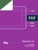 QSG Maxwell Lite Es tablet