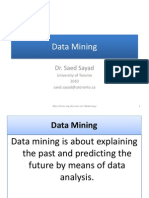 Data Mining Overview