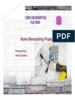 Home Remodeling Pp t