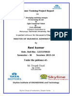 Tata Motors - Marketing St.