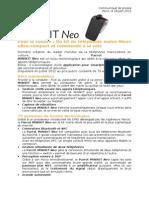 Parrot Minikit Neo (FR)